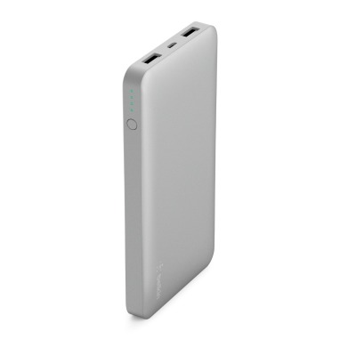 Belkin powerbank Pocket Power 10.000mAh Battery Pack zilver