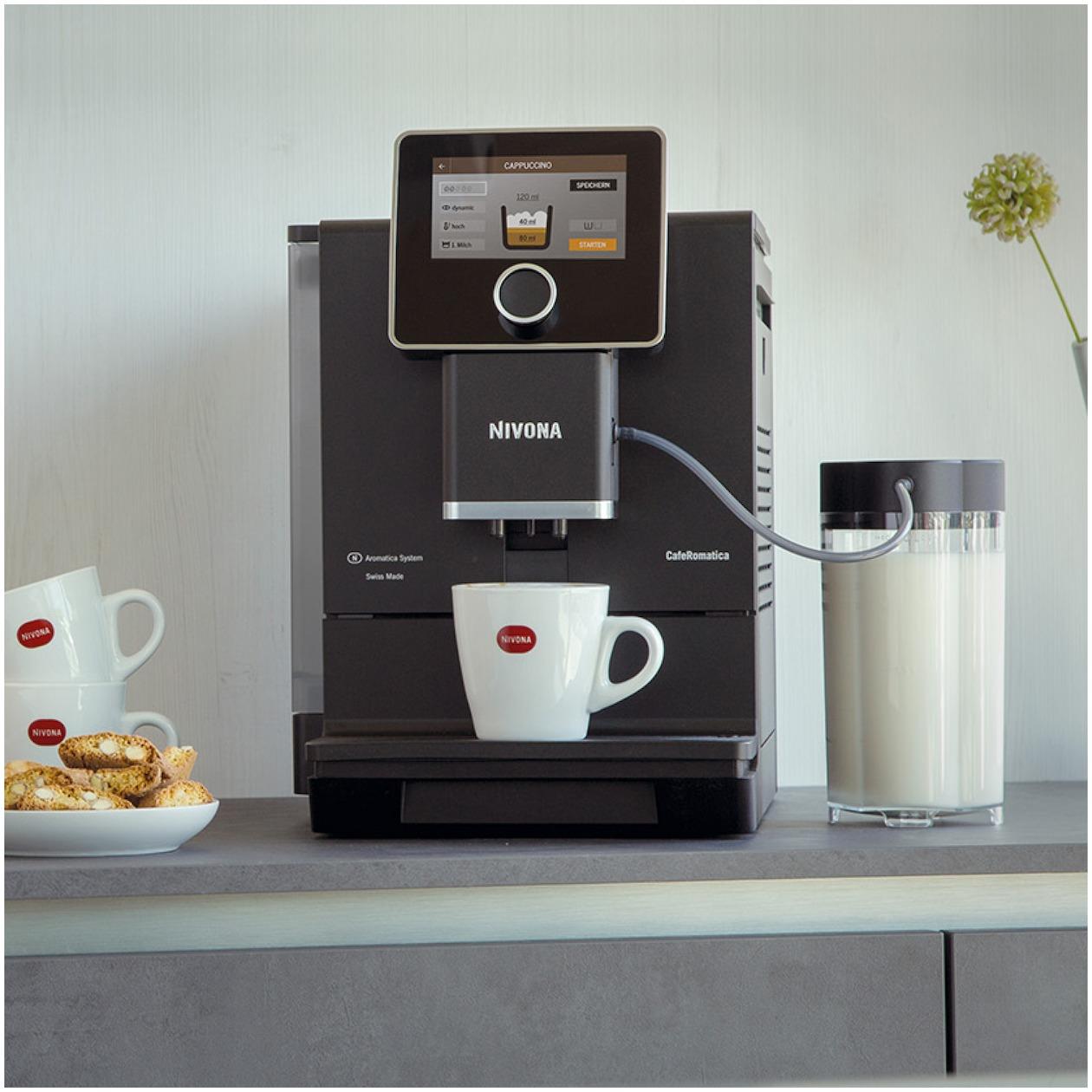 Nivona volautomaat CafeRomatica 960 - Prijsvergelijk