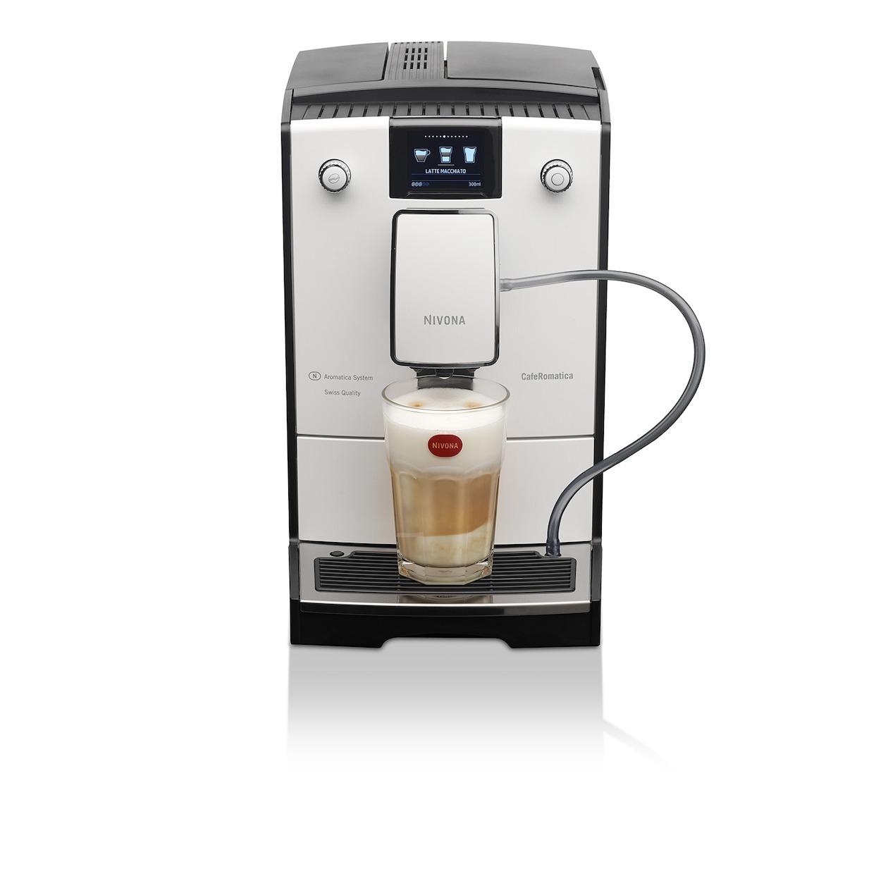 Nivona volautomaat CafeRomatica 779