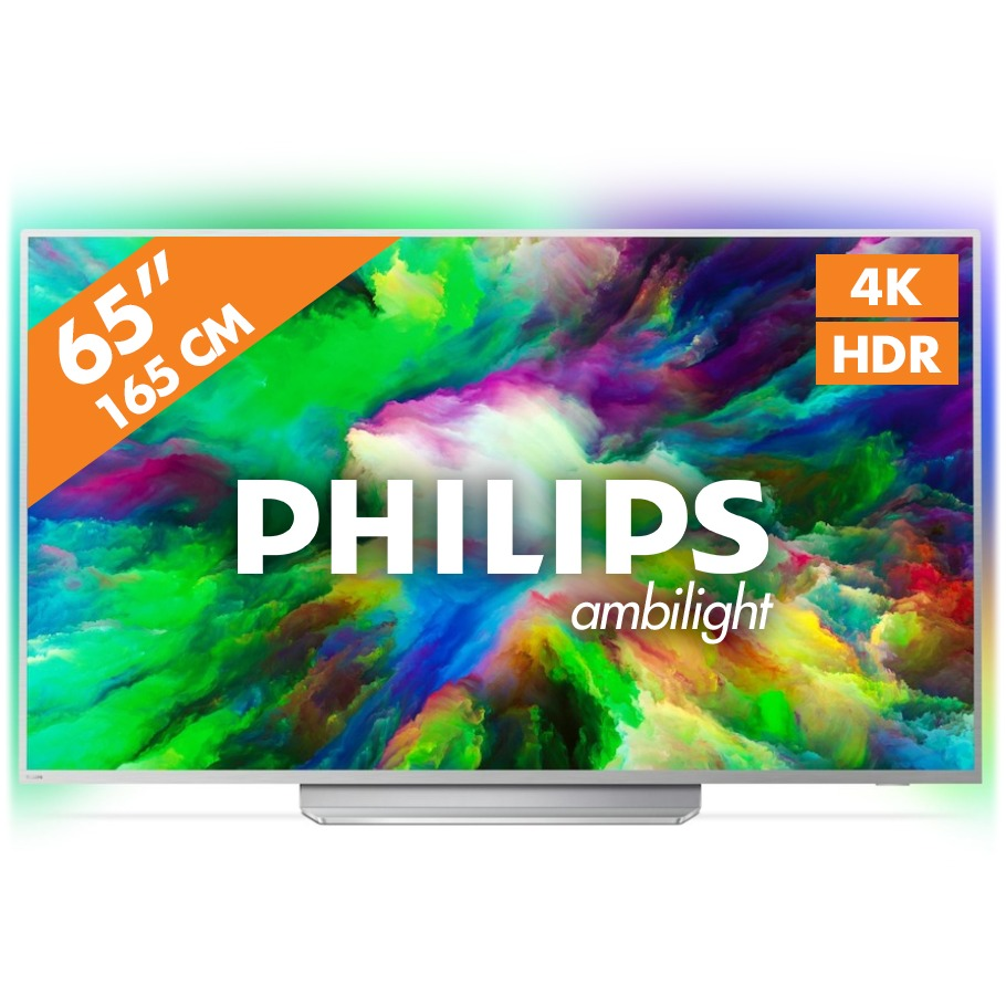 Philips 65PUS7803 led-tv (65 inch), 4K Ultra HD, smart-tv