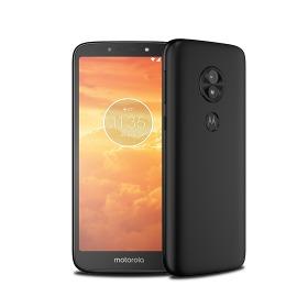 Motorola E5 Play (KPN Prepaid) zwart