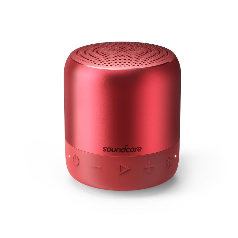 Afbeelding van Anker bluetooth speaker SoundCore Mini 2 rood