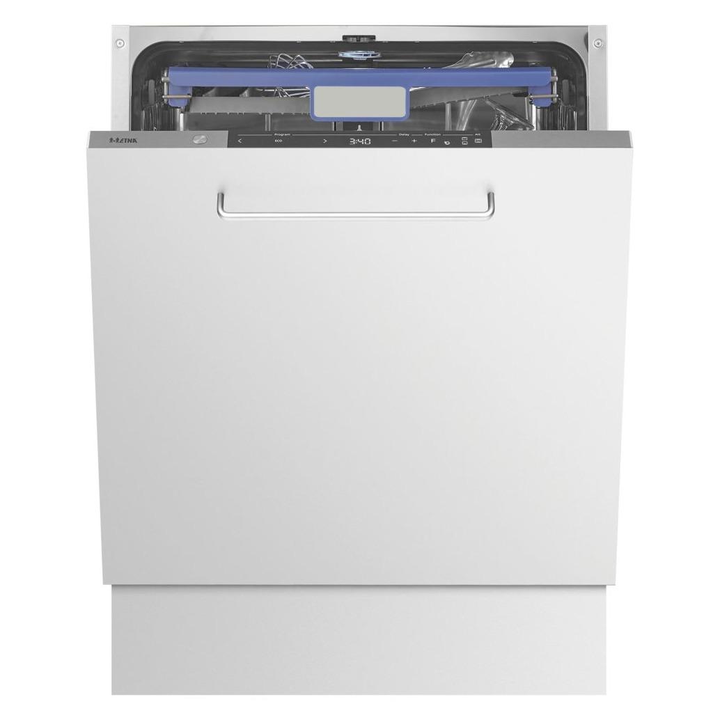 Etna volledig geïntegreerde vaatwasser VW742RVS - Prijsvergelijk