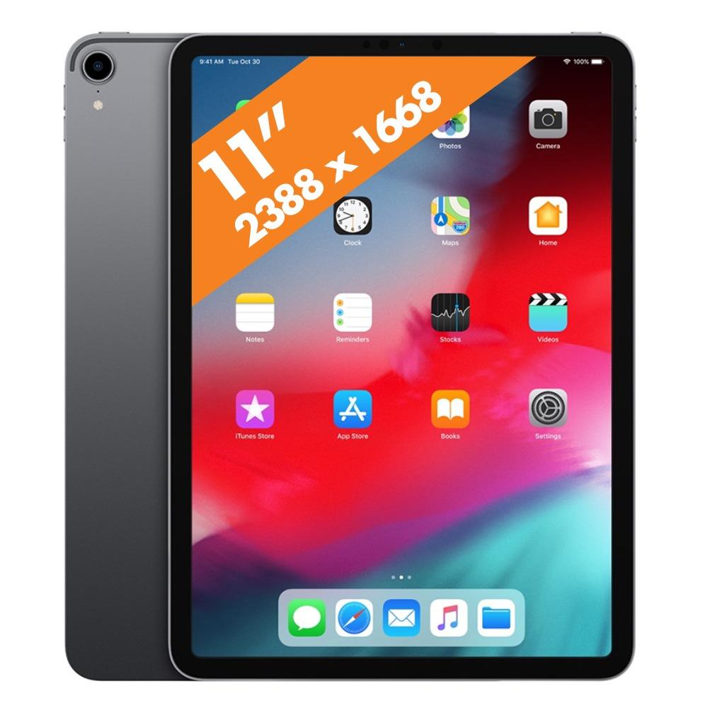 Apple 11-inch iPad Pro 64GB (Wi-Fi) Spacegrijs