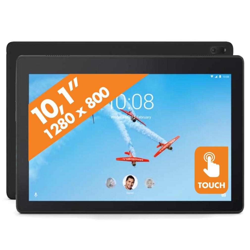 Lenovo tablet Tab E10 2GB 16GB zwart