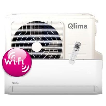 Qlima split unit airco SC 5248 compleet - Prijsvergelijk