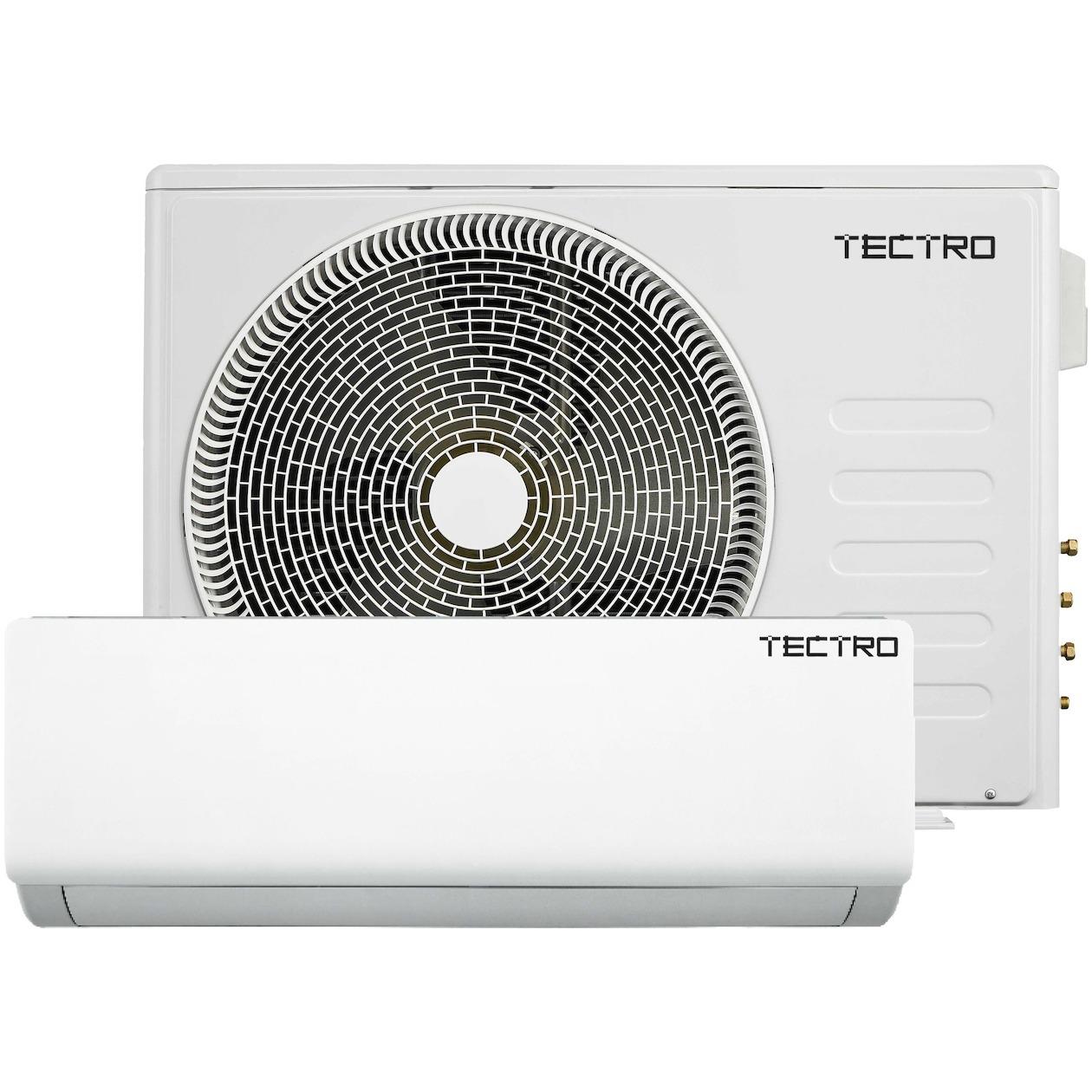 Tectro split unit airco TSCS 1025 compleet - Prijsvergelijk