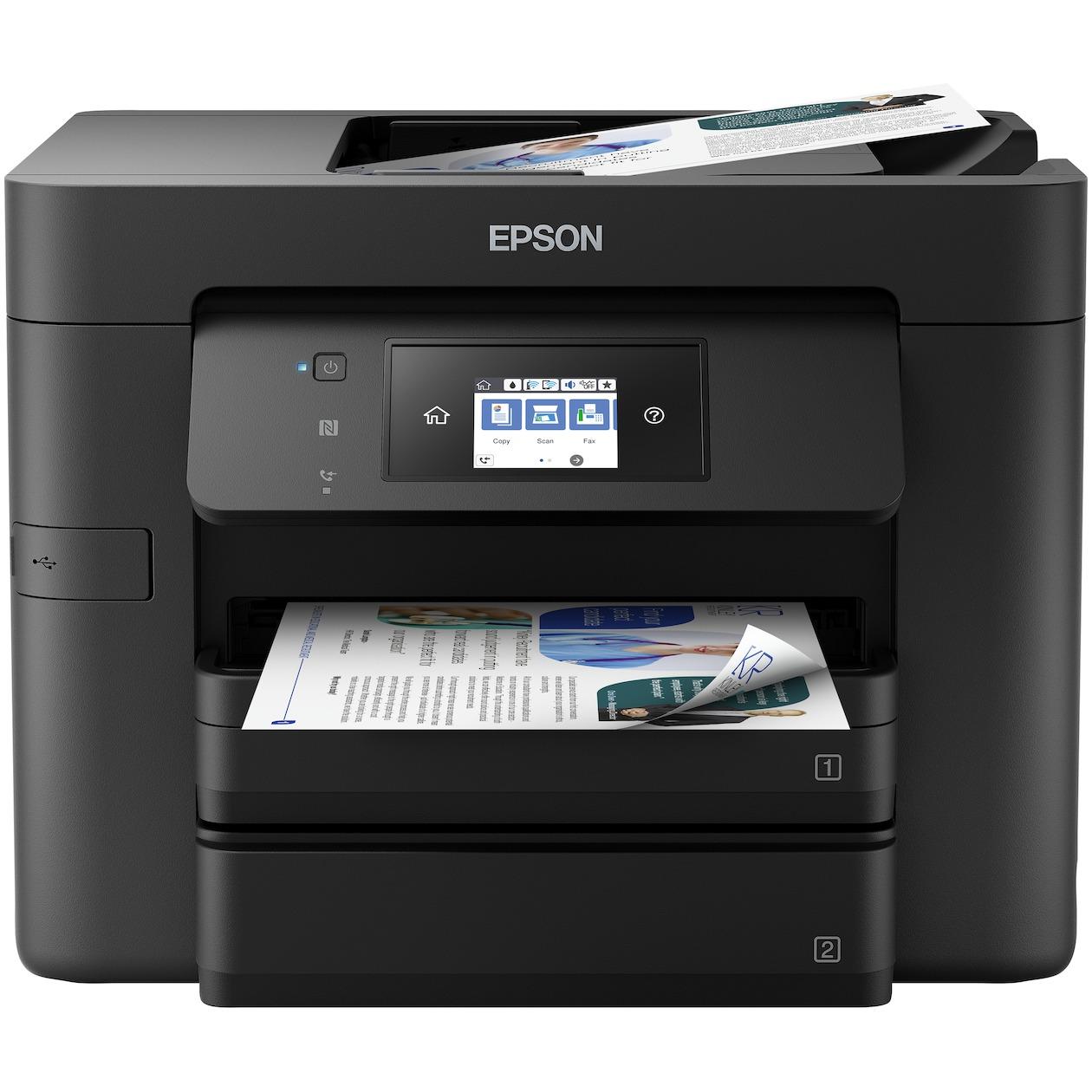 Epson WorkForce WF-4730DTWF printer