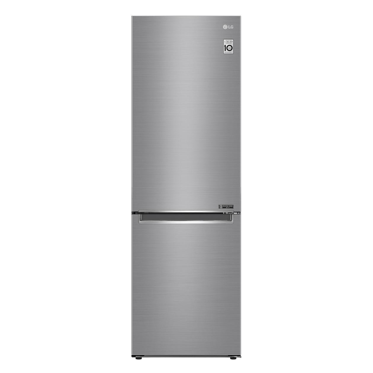 LG koelkast met vriesvak GBB61PZGFN zilver - Prijsvergelijk