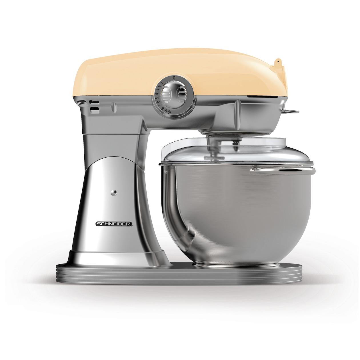 Schneider keukenmachine SCFP57 CR creme - Prijsvergelijk