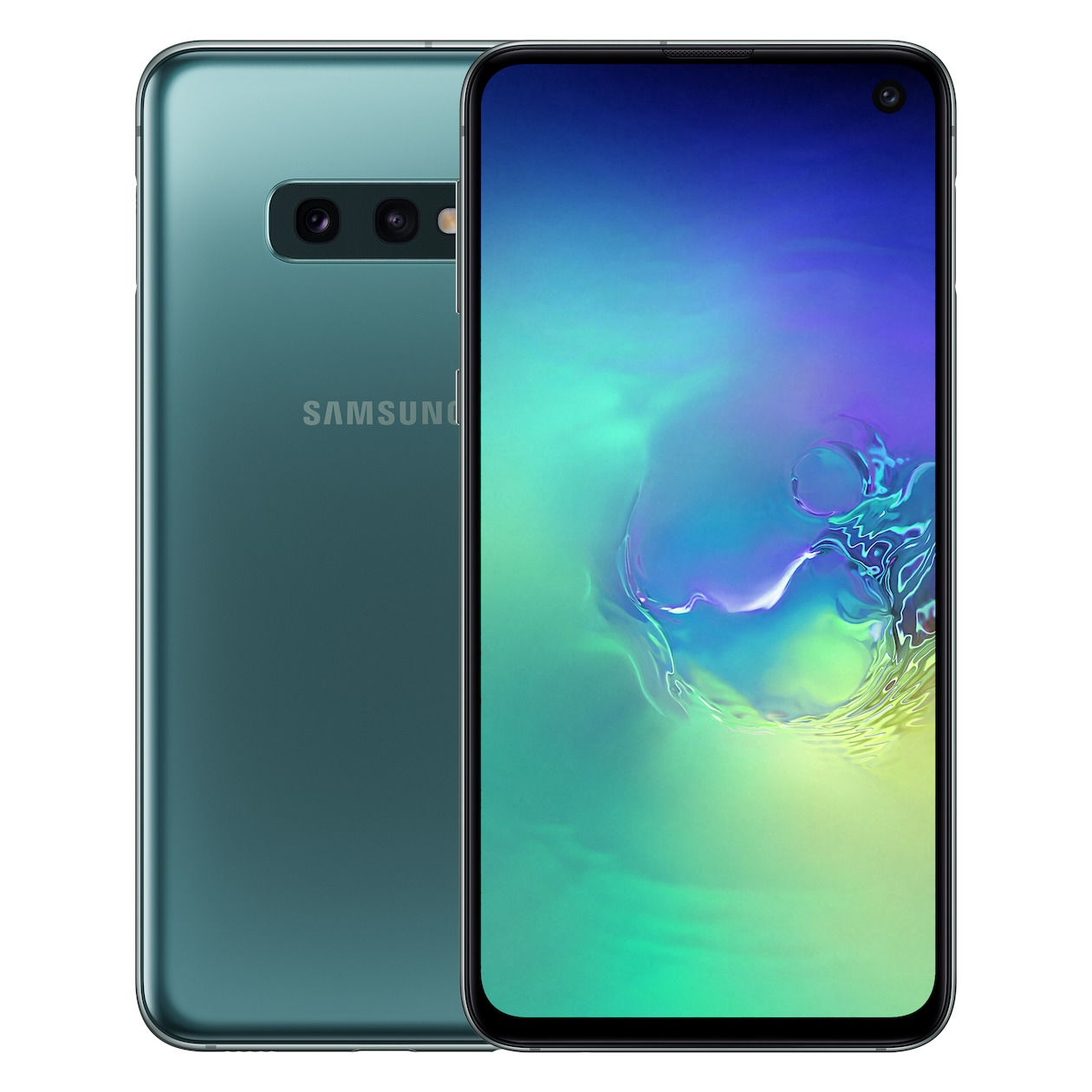 Samsung smartphone Galaxy S10e 128GB groen