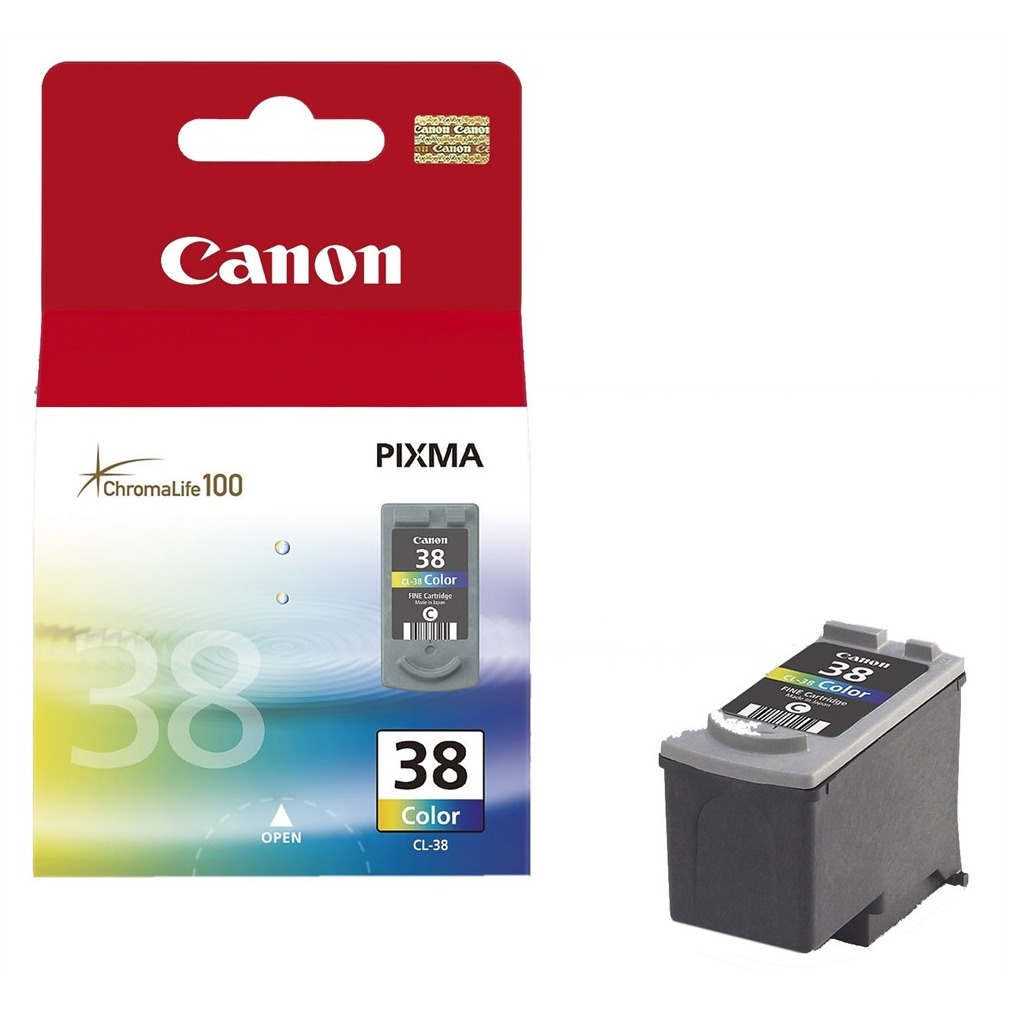 Canon inkt CL-38