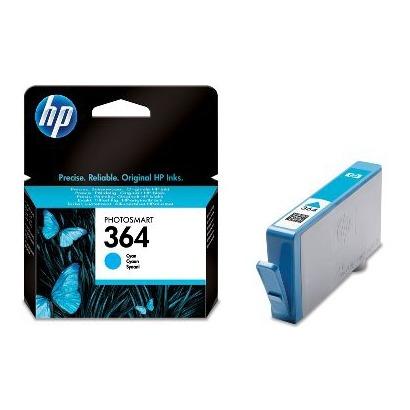 HP inkt 364 cyaan