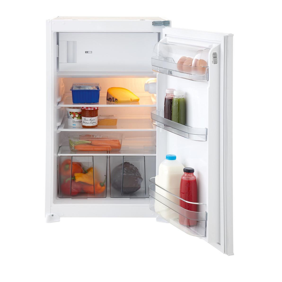 Etna EEK136VA combi-koelkast