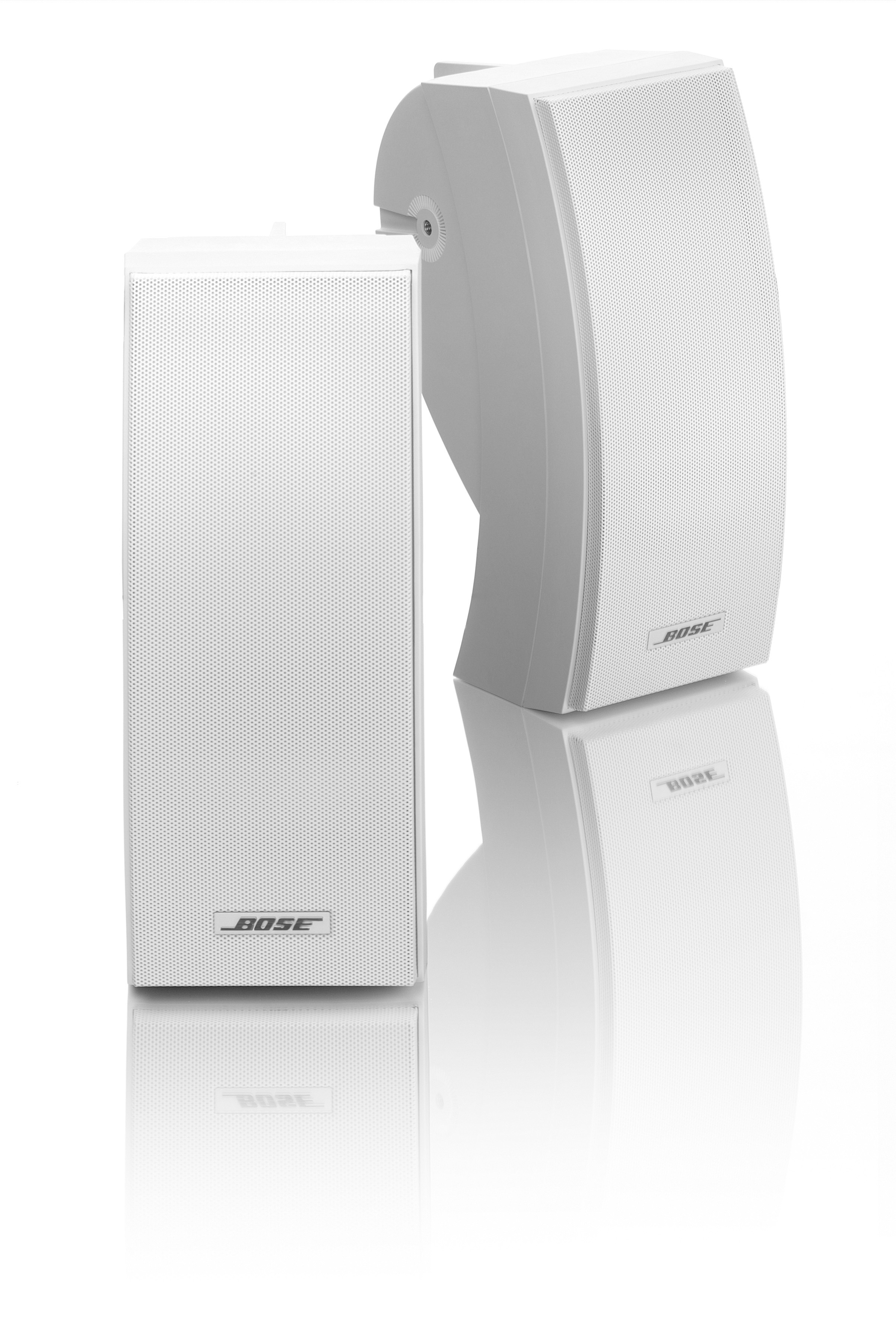 Bose boekenplank speaker 251 Environmental speaker - (including brackets) wit