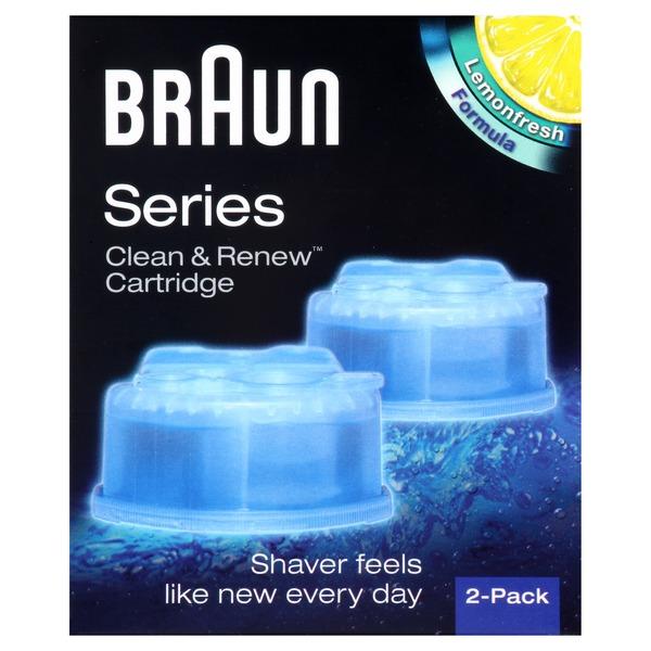 Korting Braun CCR2 scheerhoofden