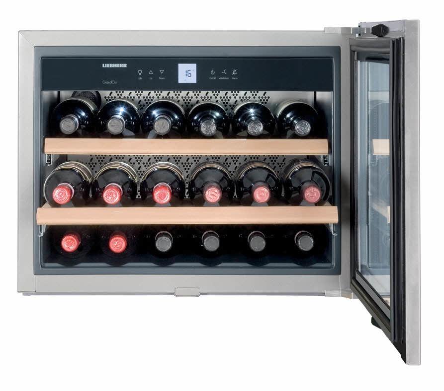 Liebherr WKEes553-20 inbouw wijnbewaarkast