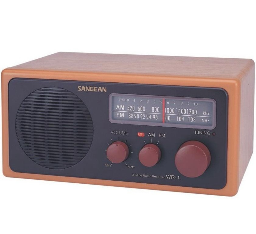 Korting Sangean WR 1 fm radio