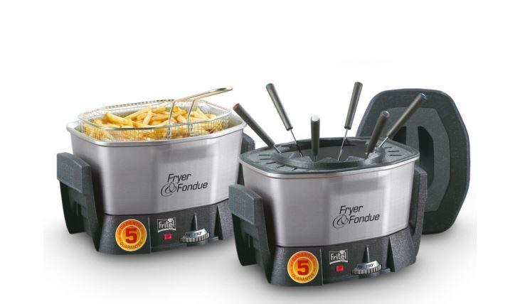 Fritel FF 1400 1,5L Friteuse & Fondue