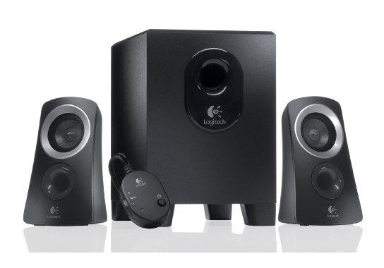 Foto van Logitech Z313 PC speaker