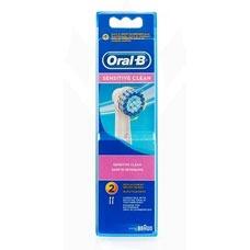 Korting Oral B Opzetborstel Sensitive Clean EBS17 mondverzorging accessoire