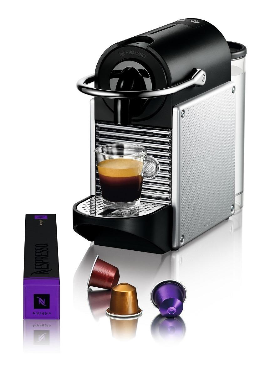 Magimix Nespresso Pixie M110 (aluminium)