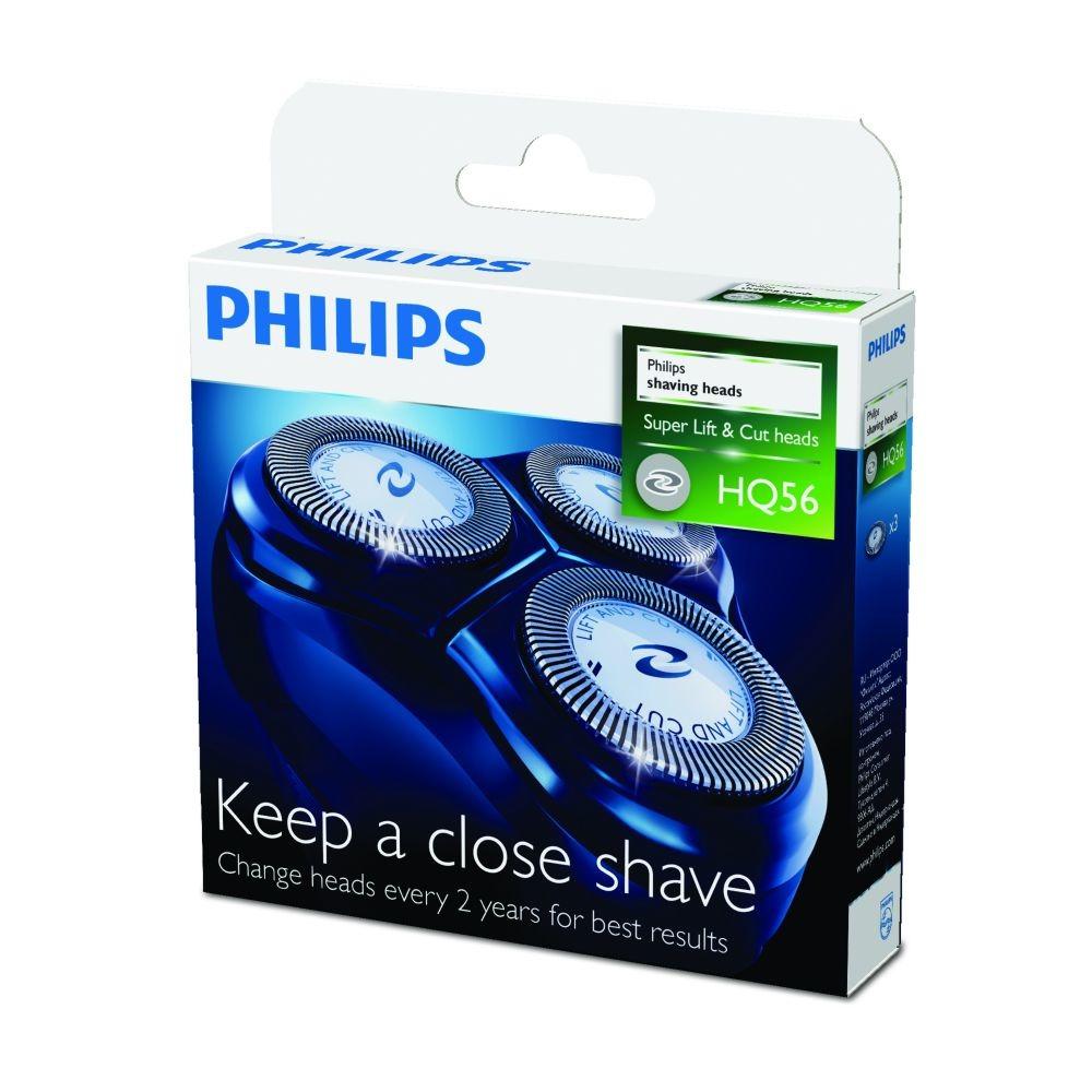 Korting Philips HQ56 50 scheerhoofden
