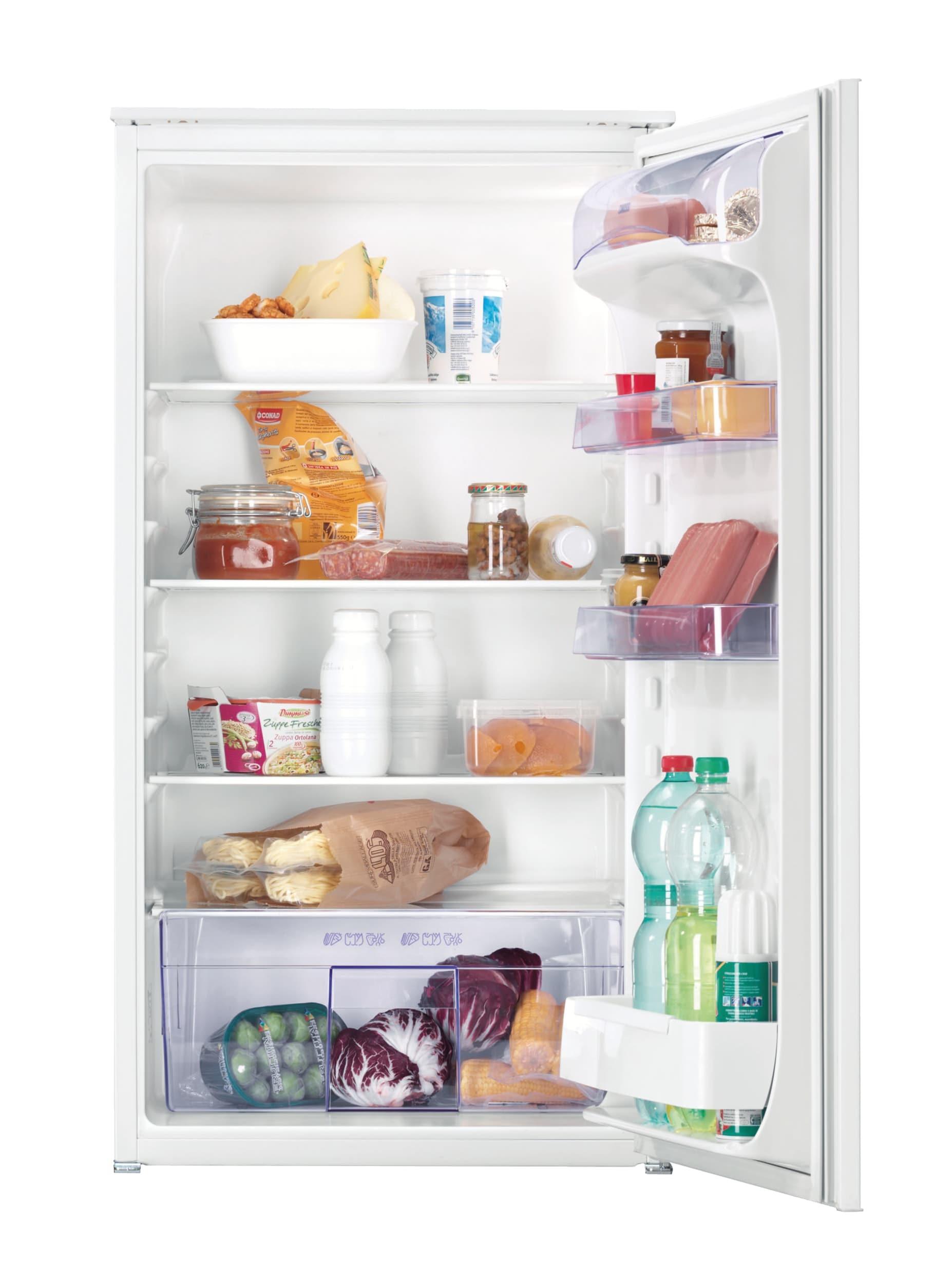 Zanussi inbouw koelkast ZBA19020SV