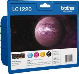 Op Perfect Plasma is alles over computer te vinden: waaronder expert en specifiek Brother LC-1220VALBP Inkt