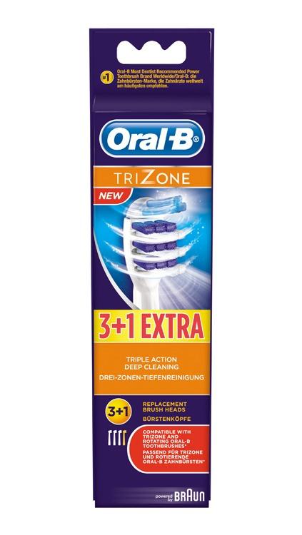 Op HardwareComponenten.nl is alles over verzorging te vinden: waaronder expert en specifiek Oral B Opzetborstel Trizone EB30 3+1 Mondverzorging accessoire