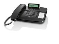 Gigaset dect telefoon DA710 zwart