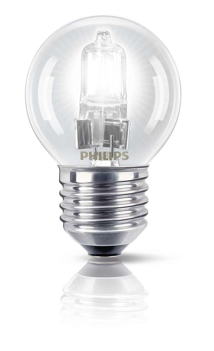 Ph Hoogvolt Halogeenlamp Z Refl Ecoclassic, 46Mm, 28W, Lampsp 230V