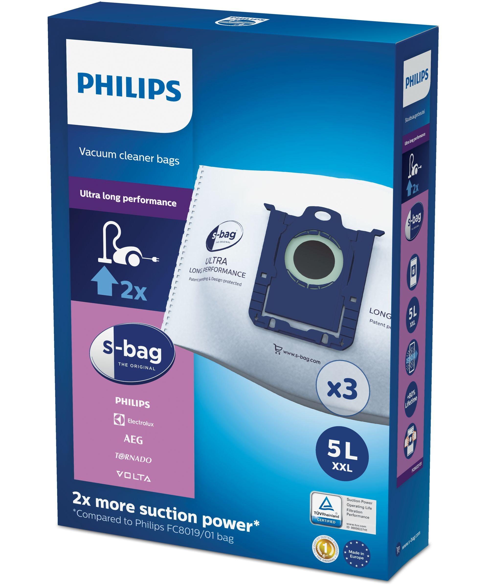 Op Perfect LCD is alles over witgoed te vinden: waaronder expert en specifiek Philips FC8027/01 Stofzak