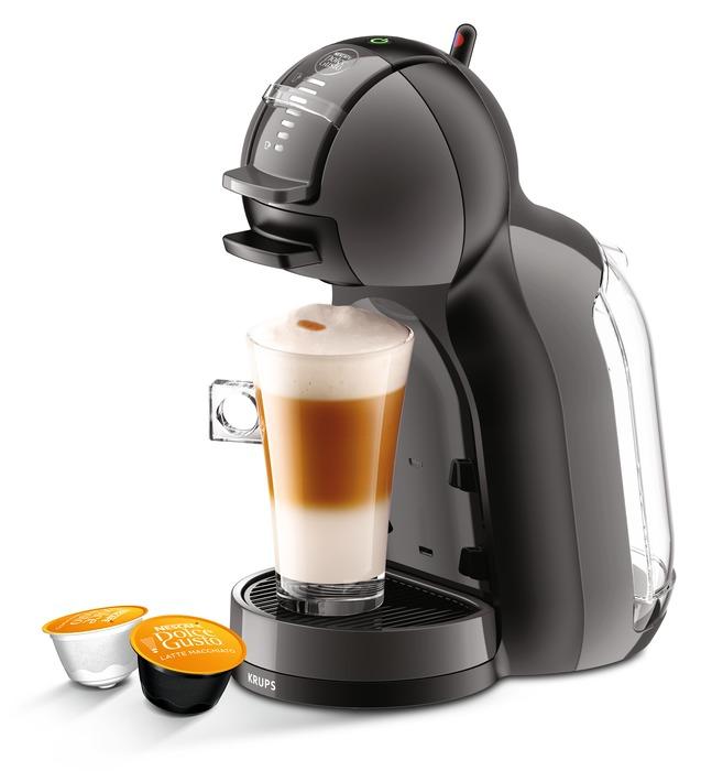 Krups KP1208 Dolce Gusto Mini Me Espresso apparaat Zwart