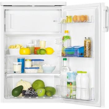 Zanussi ZRG14800WA koelkast met vriesvak