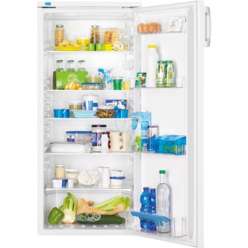Zanussi koelkast zonder vriesvak ZRA25600WA