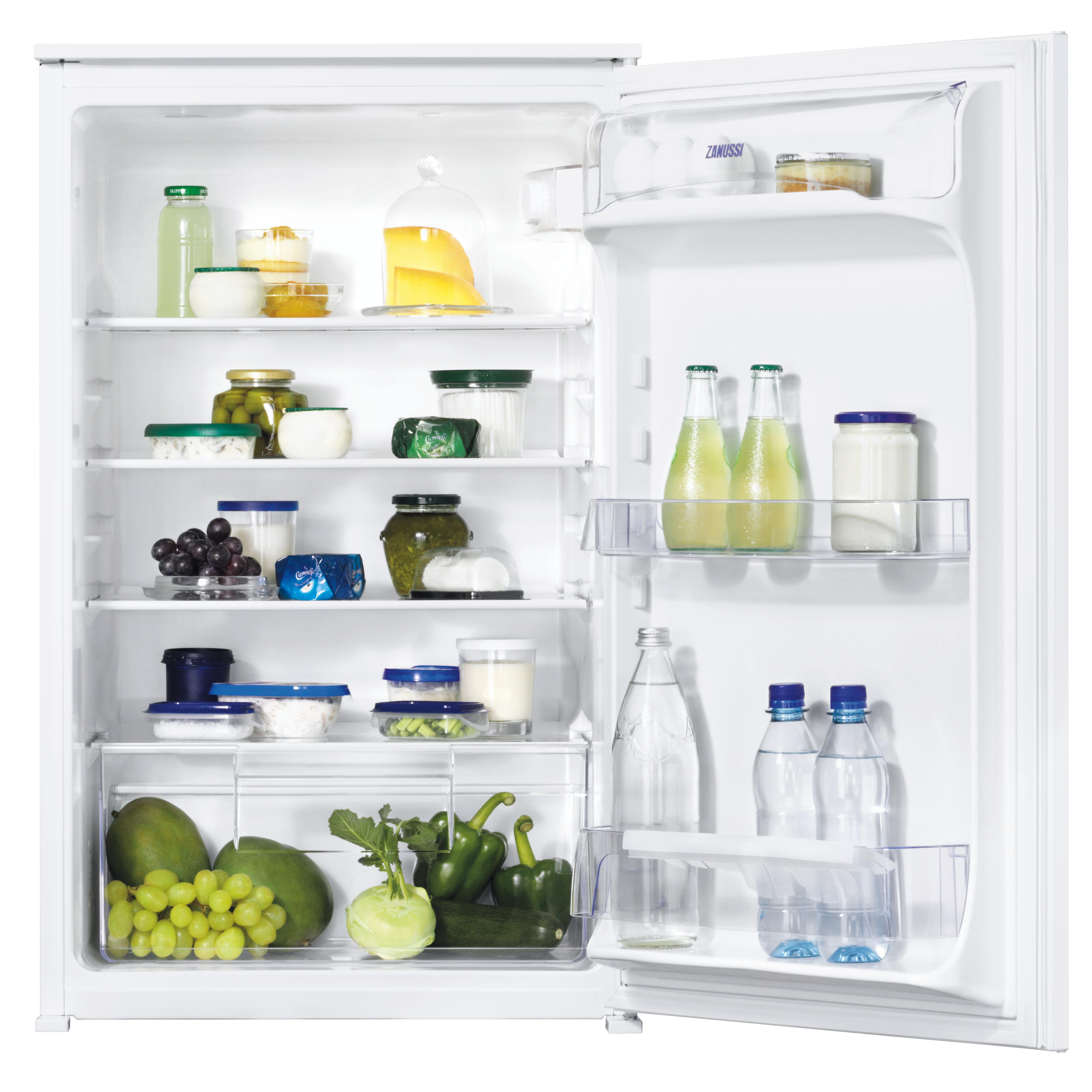 Zanussi inbouw koelkast ZBA15021SV