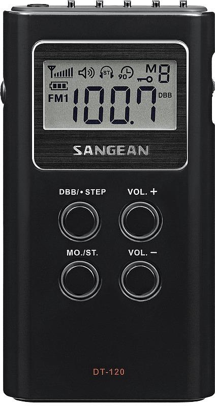 Sangean DT120ZWART