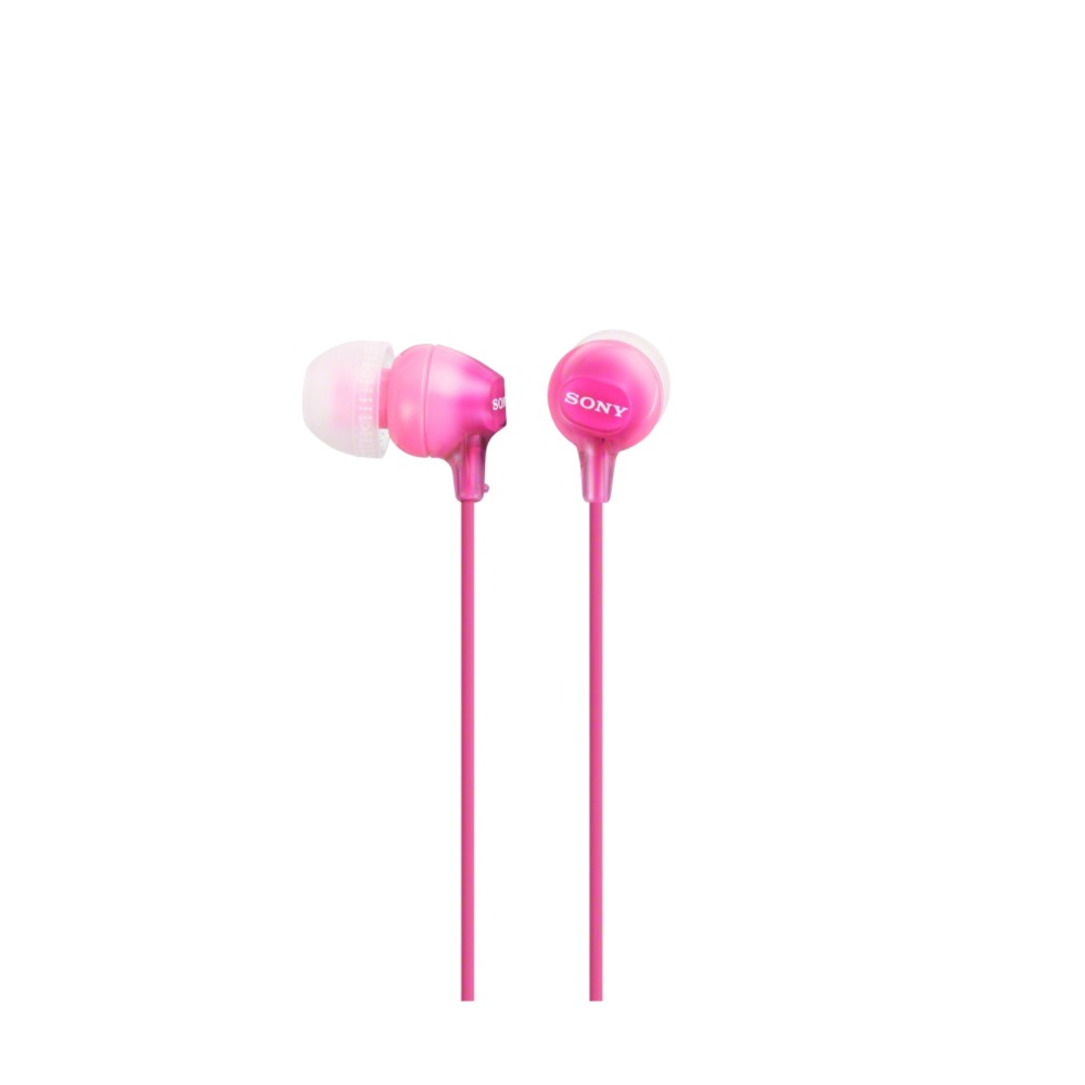 MDR-EX15AP in-ear hoofdtelefoon, Roze