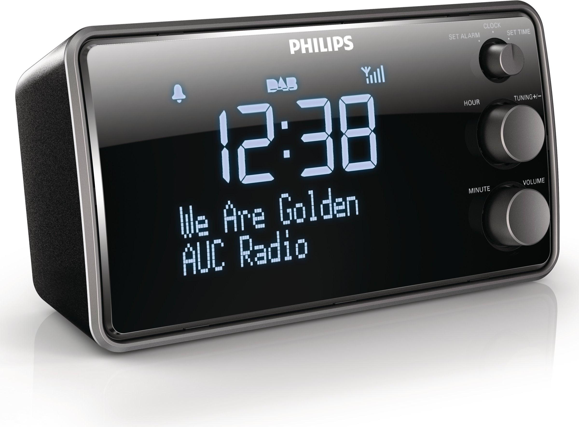 Philips AJB3552 Wekker radio