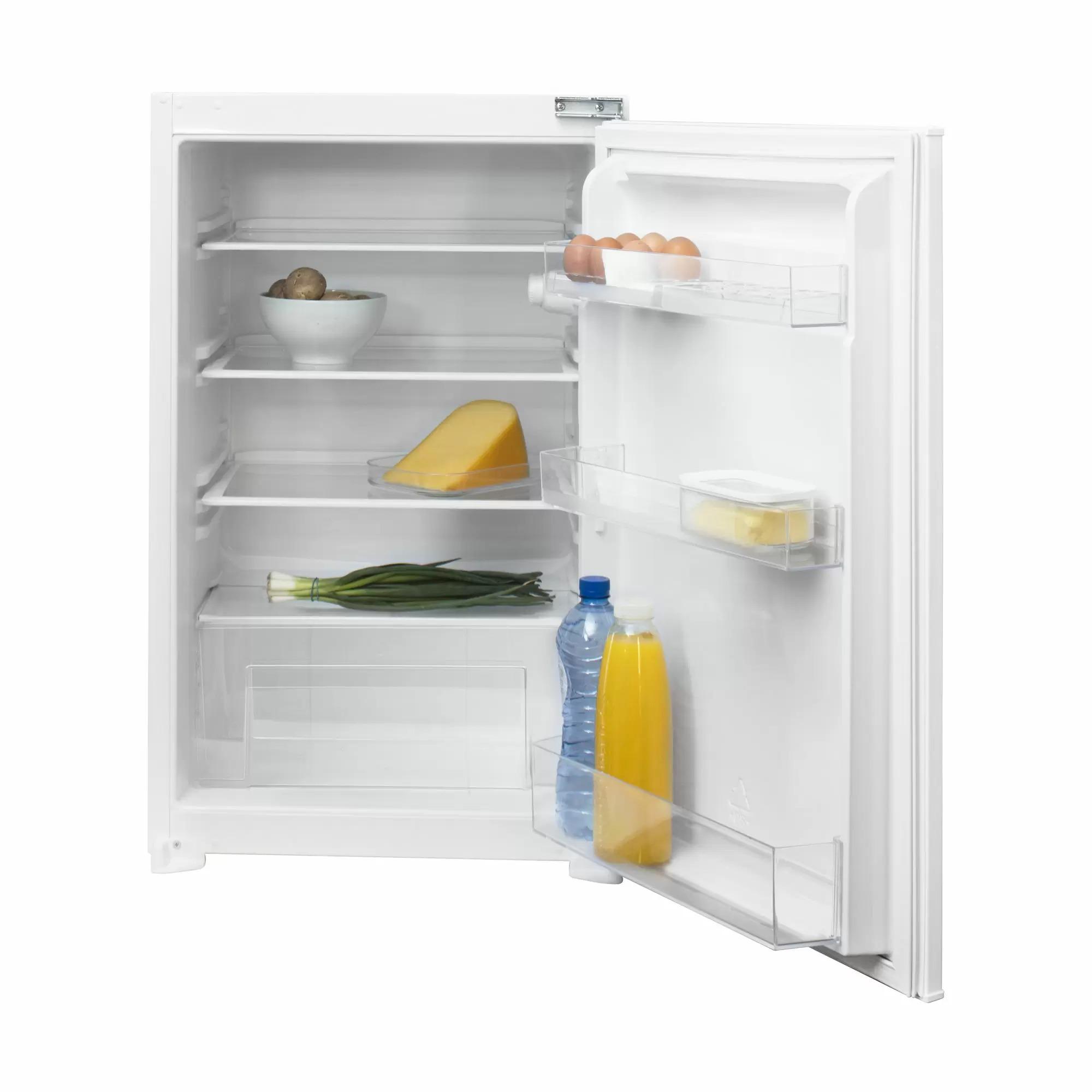 Inventum IKK0881S Inbouw koelkast Wit