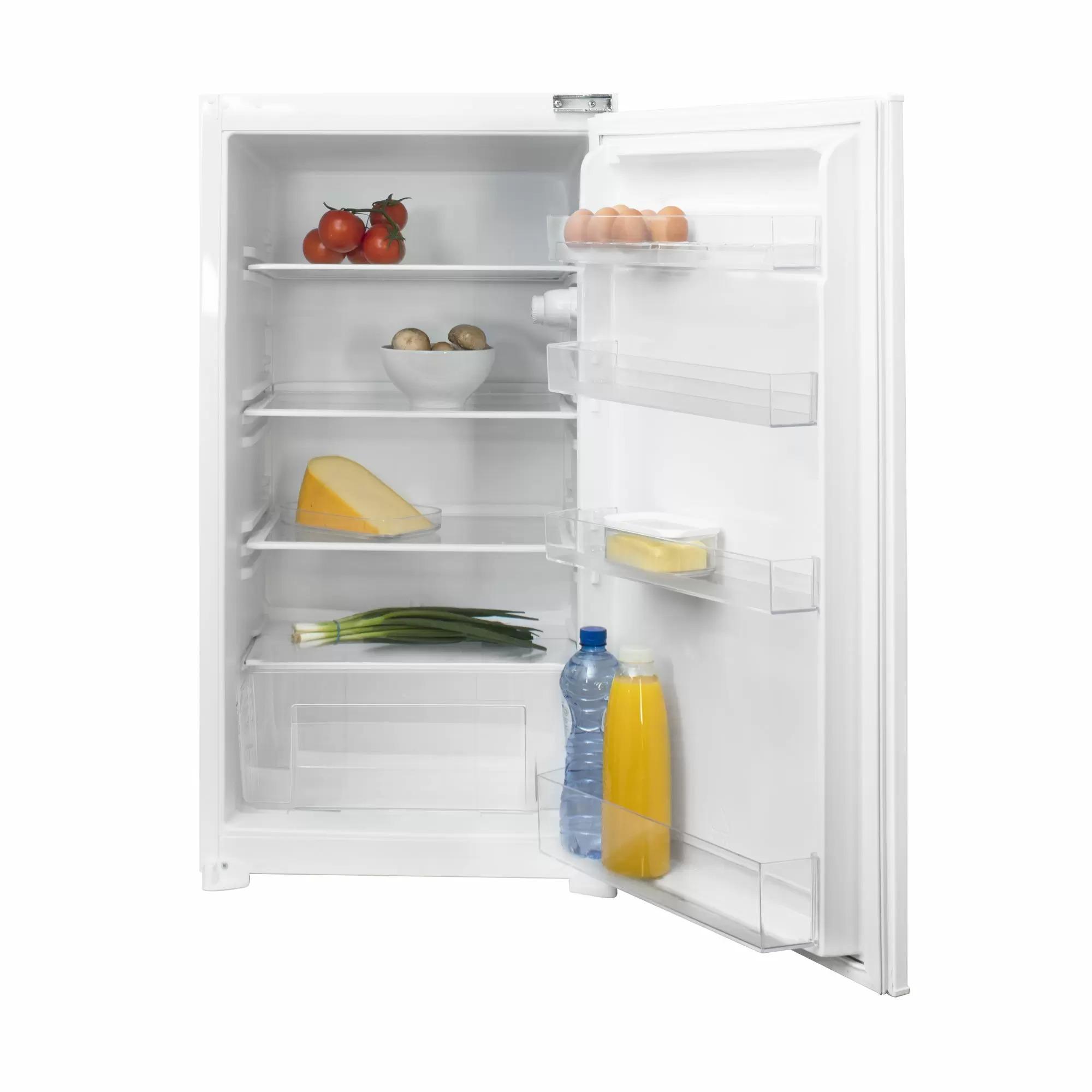 Inventum IKK1021S Inbouw koelkast Wit