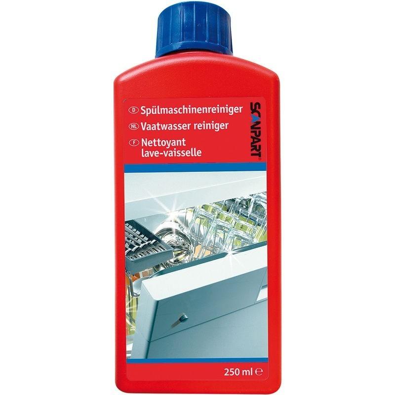 Korting Scanpart vaatwasser reiniger 250ml vaatwassers accessoire
