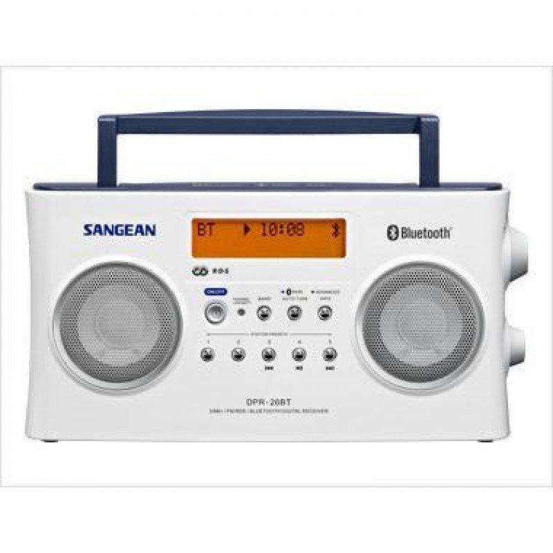 Sangean DPR 26BT DAB radio