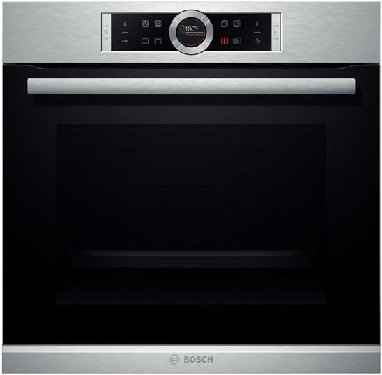 Bosch HBG633NS1 Inbouw oven Aluminium