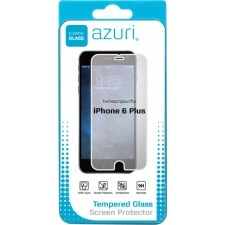 Azuri Tempered Glass Screen Protector voor Apple iPhone 6/6S Plus smartphone screenprotector