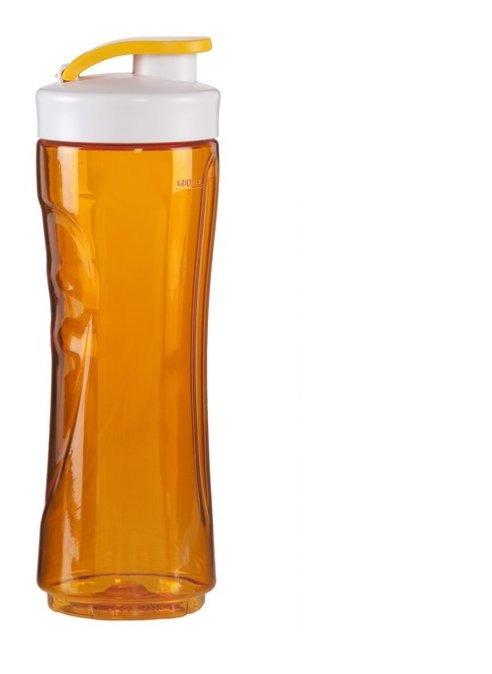 DOMO Reserve Drinkfles 600 ml, oranje exemplaar