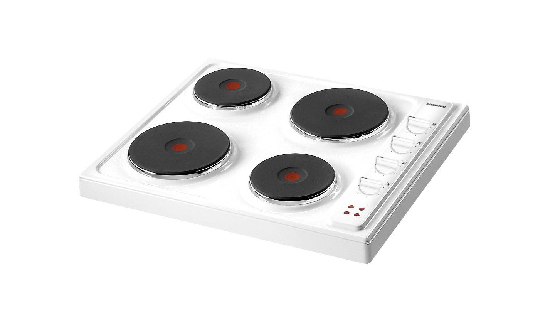 Inventum VKE6010WIT Elektrische kookplaat Wit
