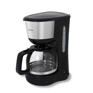 Inventum koffiefilter apparaat KZ612 zwart rvs