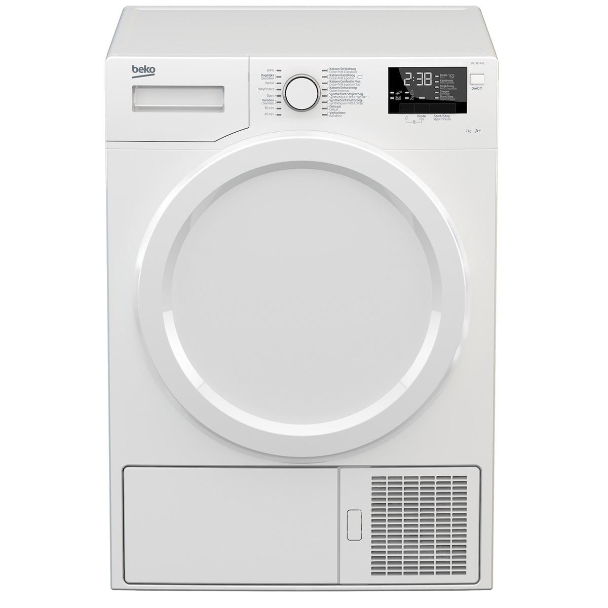 Beko DS7333PX0 warmtepompdroger